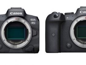 佳能发布EOS R5、EOS R6、EOS-1D X Mark III相机新版升级固件