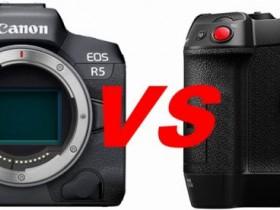 佳能EOS R5相机VS佳能EOS C70摄像机:哪款才是拍摄视频的最佳之选?