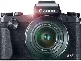 佳能即将发布G1X Mark IV相机