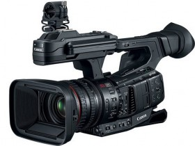 佳能将于10月上旬发布XF 505摄像机
