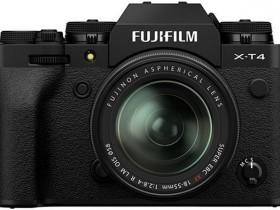 富士发布X-T4相机1.2.0版本升级固件
