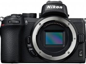 尼康发布Z50相机2.03版本升级固件