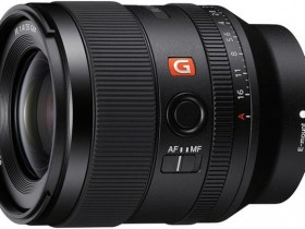 索尼FE 50mm F1.2 GM镜头规格曝光