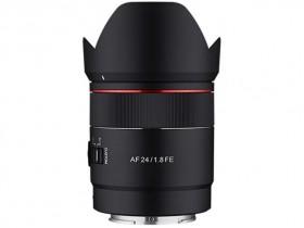 三阳正式发布AF 24mm F1.8 FE镜头