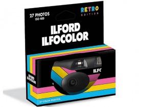 伊尔福发布全新一次性胶片相机