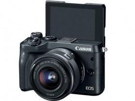 佳能即将发布新款EOS M相机