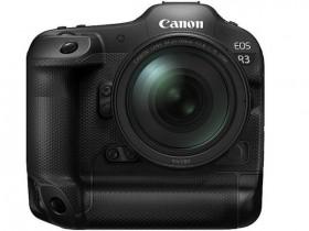 佳能即将发布EOS R3相机