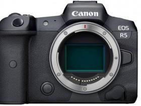 佳能发布EOS R5相机1.3.1版本升级固件
