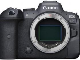 佳能发布EOS R6相机1.3.1版本升级固件
