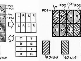 奥林巴斯申请双/四层自动对焦传感器专利