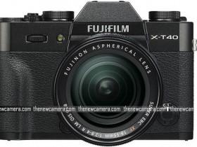 富士X-T40相机将具备机身防抖系统