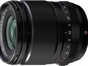 富士正式发布XF 18mm F1.4 R LM WR镜头