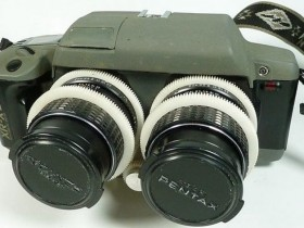 这部罕见的RBT X3立体相机拍卖估价高达2.4万元