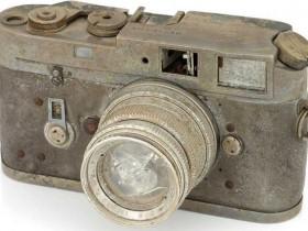 """这部""""烤焦""""的徕卡M4相机售价高达1.3万元"""