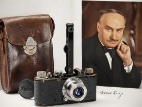 这部罕见的徕卡Ernst Leitz II相机拍卖估价高达80万元!