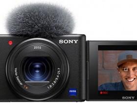 索尼即将发布ZV-E10相机