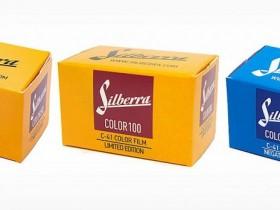 Silberra发布三款全新135和120格式彩色胶卷