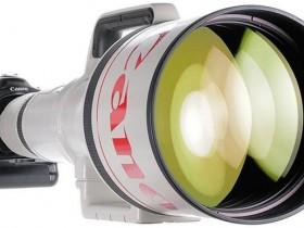 这只罕见的佳能EF 1200mm F5.6 L USM镜头拍卖售价预计高达98万元!