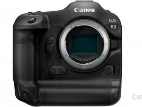 佳能EOS R3相机配备2400万像素图像传感器!