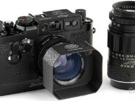 这部独特的徕卡IIIg相机拍卖售价高达314万元!