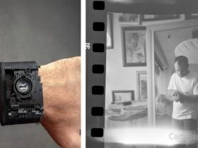 如何将废旧相机变成可拍摄的手腕式摄像头?