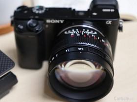 七工匠即将发布50mm F0.95镜头