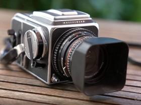 经典传承:哈苏500C/M相机