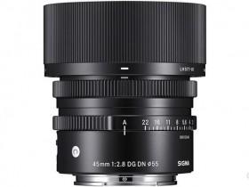 适马90mm F2.8 DG DN Contemporary镜头规格曝光