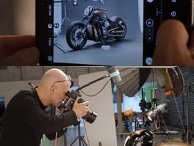 光线的重要性:iPhone手机VS哈苏H6D-100c相机
