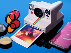 宝丽来正式发布Polaroid Now+相机