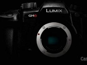 松下将于2022年春季发布LUMIX GH6相机