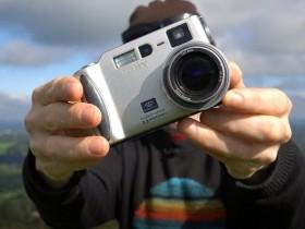 经典即是永恒(六):索尼DSC-S70相机