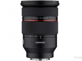 三阳正式发布AF 24-70mm F2.8 FE镜头