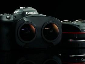 佳能正式发布RF 5.2mm F2.8 L DUAL FISHEYE镜头