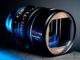 思锐正式发布50mm T2.9 1.6x变形镜头