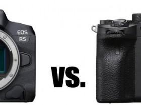从视频方面您能分辨出佳能和索尼相机吗?