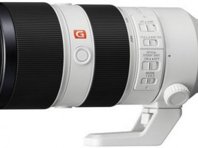 索尼将于10月21日发布FE 70-200mm F2.8 GM II OSS镜头