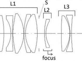 适马申请四款全新镜头专利