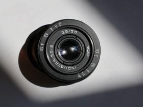 这款价值60元的苏联Industar 50-2 50mm F3.5镜头的成像效果