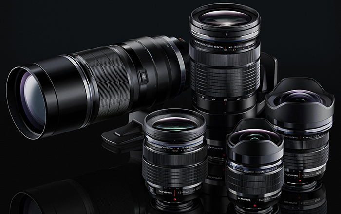奥林巴斯将于1月份宣布新款MFT镜头的研发计划
