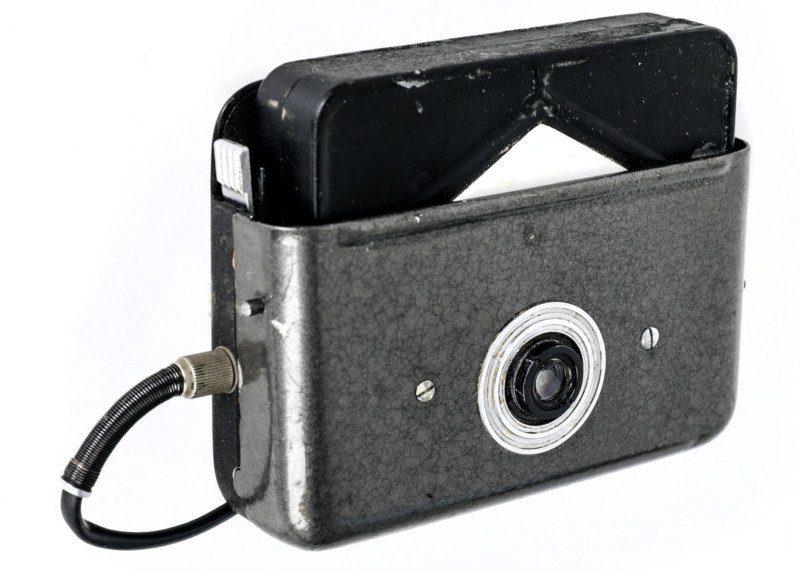 纽约KGB博物馆云集大量前苏联时期的间谍相机