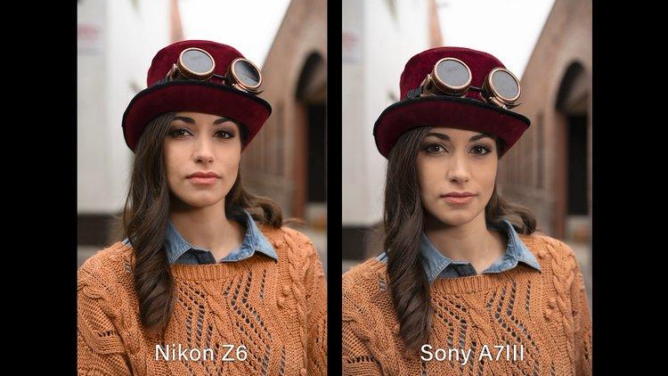 尼康Z6与索尼A7 III相机正面交锋,结果令人惊讶