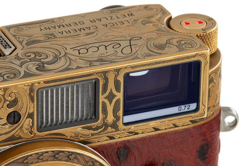 """这款徕卡MP """"John Botte""""相机耗时两年多时间打造!"""