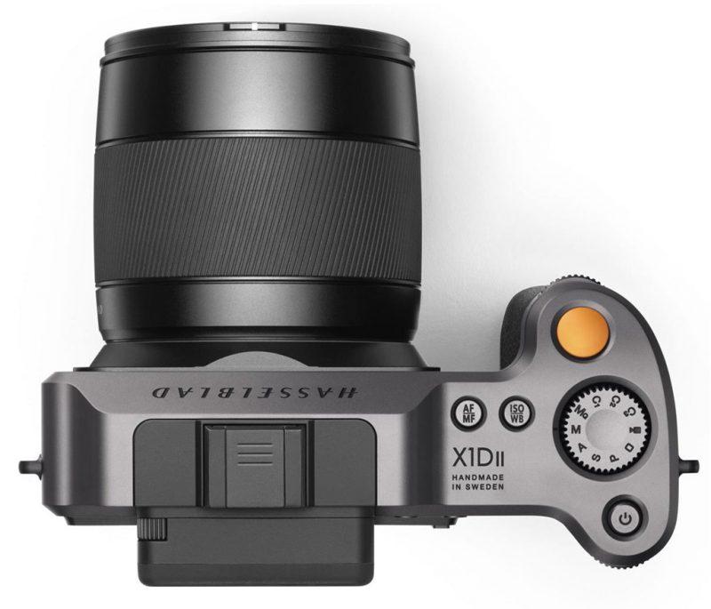 哈苏发布X1D Ⅱ 50C无反中画幅相机