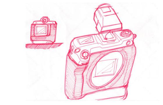 富士GFX 100相机的诞生过程(一)