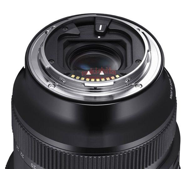 适马三款新镜头外观照和售价曝光!