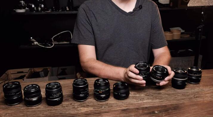 十只700元以下的50mm老镜头对比测试