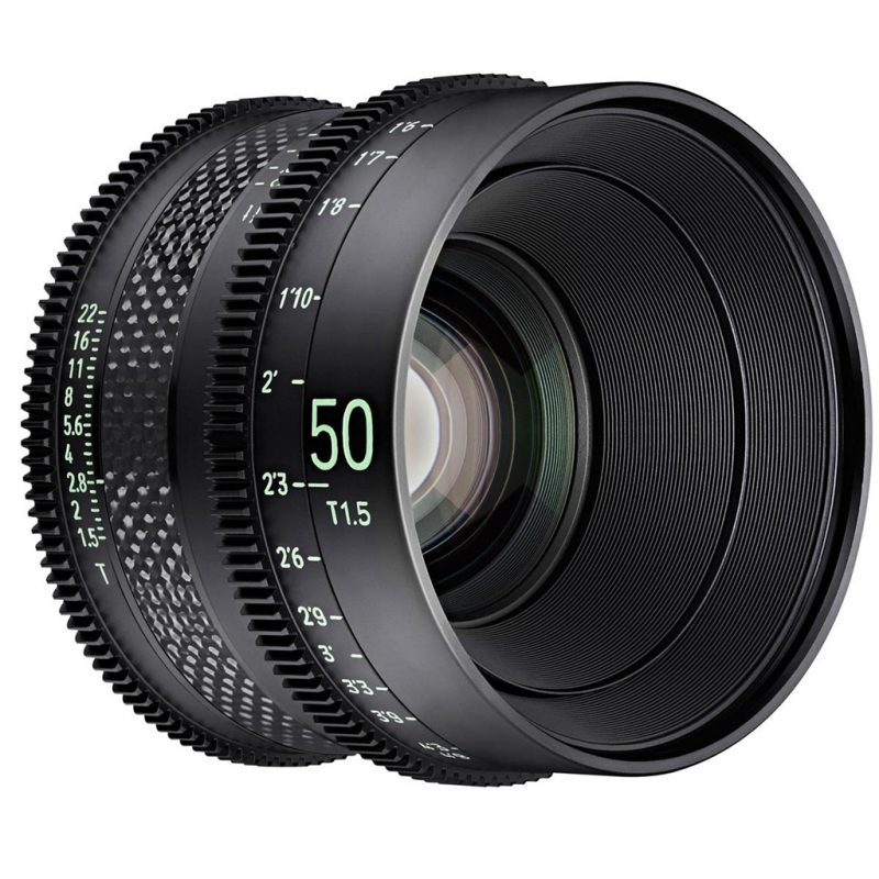 三阳发布世界首款碳纤维XEEN CF系列定焦电影镜头