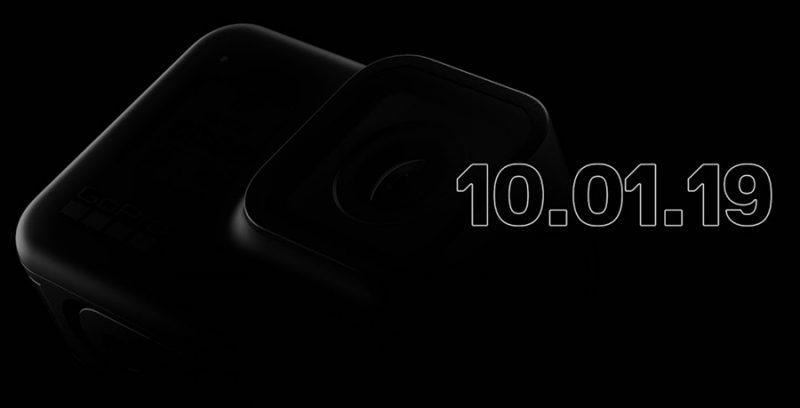 GoPro Hero 8运动相机将于10月1日正式发布