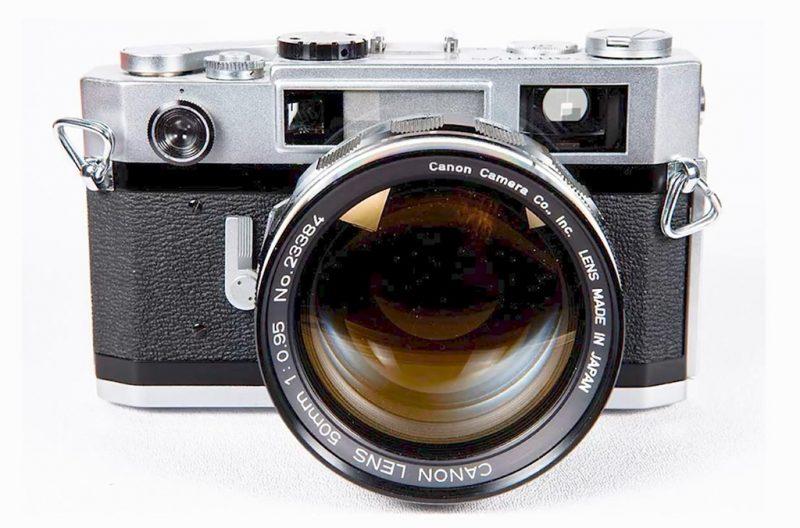 """测试罕见的佳能50mm f/0.95""""梦幻镜头""""拍摄人像"""